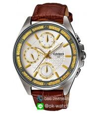 นาฬิกาข้อมือผู้หญิง Casio standard รุ่น LTP-2086L-5AV ของใหม่ ของแท้