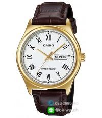 นาฬิกาข้อมือผู้ชาย Casio standard รุ่น MTP-V006GL-7B ของใหม่ ของแท้