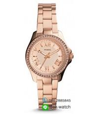 นาฬิกาข้อมือผู้หญิง Fossil Womens รุ่น AM4578 ของแท้ ใหม่