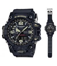 นาฬิกาข้อมือผู้ชาย Casio G-Shock MUDMASTER รุ่น GWG-1000-1A