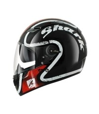 Vision-R ESCAPADE Black red white