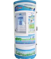 ตู้น้ำดื่มหยอดเหรียญ อัตโนมัติ โอเค ระบบน้ำแร่ รุ่น OK-8
