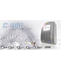 เครื่องเปิด-ปิดประตูด้วย การ์ด Standalone Card Access Control System    C 100
