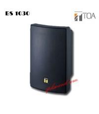 ระบบเสียงประกาศ SPEAKERS (ตู้ลำโพง)   TOA BS-1030 B/W