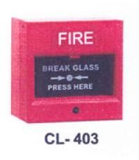 อุปกรณ์แจ้งเหตุเพลิงไหม้ด้วยมือ แบบธรรมดา |Manual Call Point