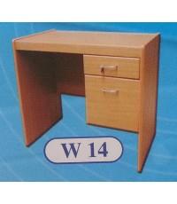 โต๊ะทำงาน/บัญชี HW-W14