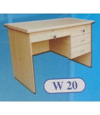 โต๊ะทำงาน/บัญชี HW-W20