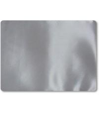ปลอกหมอนบอดี้ ผ้าซาตินแท้ 660 เส้น ขนาด 20x48 นิ้ว เบอร์ 15 สีเทาควันบุหรี่