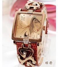นาฬิกาข้อมือ:LUSCIOUS Girl LG-046E