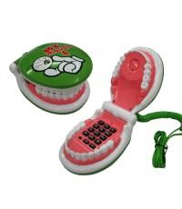 โทรศัพท์รูปฟัน