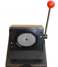เครื่องตัดกระดาษวงรี สำหรับเข็มกลัดวงรี