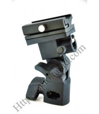Stand B  DSLR Flash Shoe Umbrella Holder Swivel Light