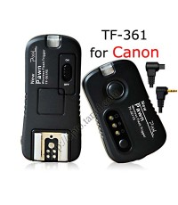 Pawn TF-361 Flash Trigger and Wireless Remote For Canon C8 C6