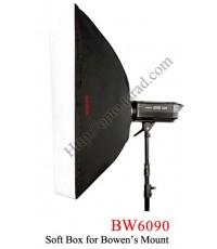BW6090 Bowen\'s Mount, Aluminum Ring Adaptor, Retangular 60×90CM