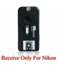 Pixel Rook 2.4GHz Wireless Trigger for Nikon Receive Only