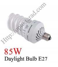 85W 5500k E27 Continuous Lighting Day light Bulb