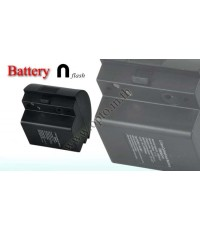 Battery for Portable Flash Studio N Flash 480A 680A HB-1000BII