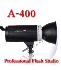 400Ws Studio Strobe Flash Light NiceFoto (A400)