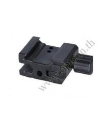 F10 Hot Shoe Adapter Holder Aluminum materials
