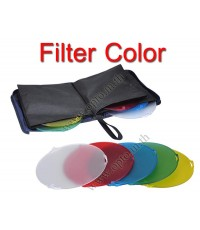 SN-518 Color filter kits for Standard Reflect Dish