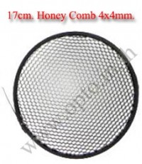 4x4mm. Honey Comb Grid for Standard Reflect Dish 170mm