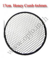 6x6mm. Honey Comb Grid for Standard Reflect Dish 170mm