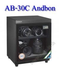 AB-30C Dry Cabinet Humidity Controller ตู้กันความชื้น Andbon