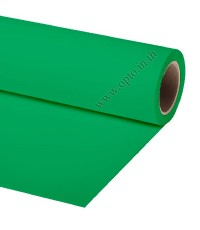 Green Paper Background Backdrop 2.72x11m. for Chromakey ฉากกระดาษสีเขียว