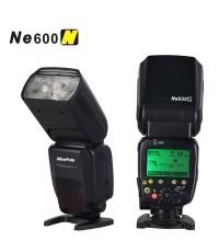 Ne600N Flash Speedlight for Nikon i TTL GN60 (Hi Speed Sync) แฟลชหัวค้อนนิคอน