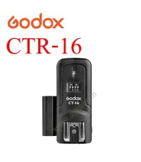 Godox CTR-16 Receive Only Wireless Radio Flash Trigger Receiver For Sony Canon Nikon