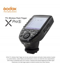 XPro-S XProS Godox Trigger Sony Auto TTL Wireless Remote Control Flash  ทริกเกอร์โกดอกโปรโซนี่