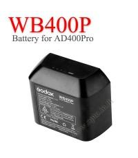 WB400P Battery for Flash Godox AD400Pro แบตเตอรี่โกดอก