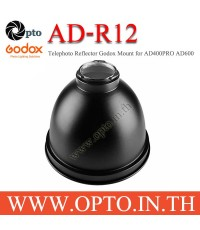AD-R12 Godox Telephoto Reflector Godox Mount for AD400PRO AD600 AD600M