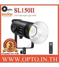 SL150II Godox SL150 II 5600K Sport Light for Video and Photographer ไฟLEDสปอร์ตไลท์สำหรับวีดีโอ