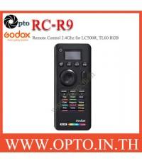 RC-R9 Godox Remote Control 2.4Ghz for LC500R, TL60 RGB