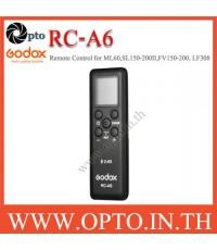 RC-A6 Godox Remote Control for ML60, SL150II, SL200II, FV150, FV200, LF308