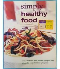 simply healthy food
