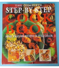 THE COMPLETE STEP-BY-STEP COOKBOOK