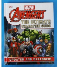 MARVEL AVENGERS THE ULTIMATE CHARACTOR GUIDE