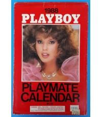 ปฏิทิน PLAYBOY 1988