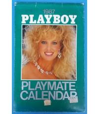 ปฏิทิน PLAYBOY 1987