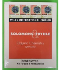 SOLOMONS AND FRYHLE Organic Chemistry