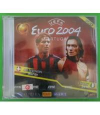 VCD ฟุตบอล EURO 2004  คู่ เดนมาร์ค กับ อิตาลี