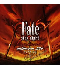 Fate-stay Night reproduction OP Single - disillusion -2010-