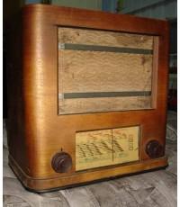 วิทยุหลอดโบราณ แบบตั้งโต๊ะ PHILIPS