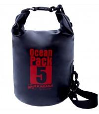 กระเป๋ากันน้ำ Ocean Pack 5L Black