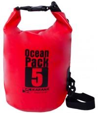 กระเป๋ากันน้ำ Ocean Pack 5L Red