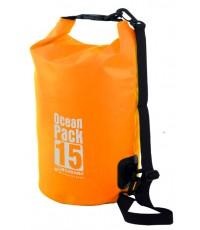 กระเป๋ากันน้ำ Ocean Pack 15L Orange