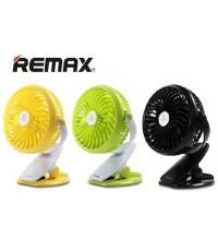 REMAX MINI FAN พัดลมตั้งโต๊ะ RM-F2 CLAMP