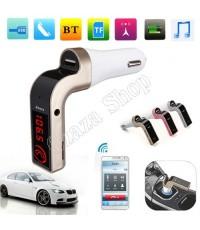 Ozaza Car Charger FM บลูทูธในรถยนต์ Bluetooth รุ่น CAR G7